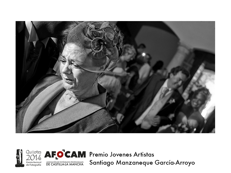 Premio Categoría Jovenes Estudiantes - Santiago Manzaneque García-Arroyo