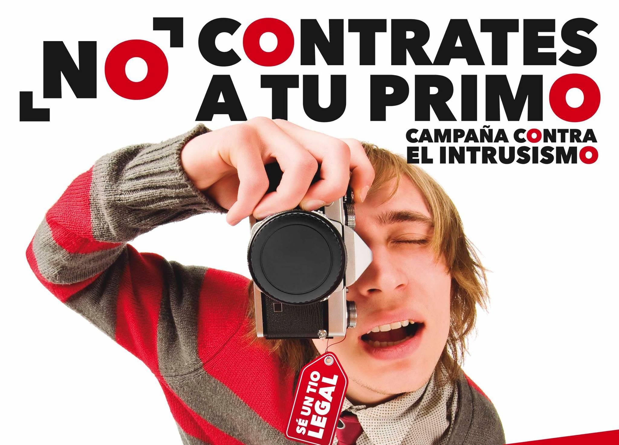 AFOCAM pone en marcha una campaña contra el Intrusismo Profesional en la fotografía