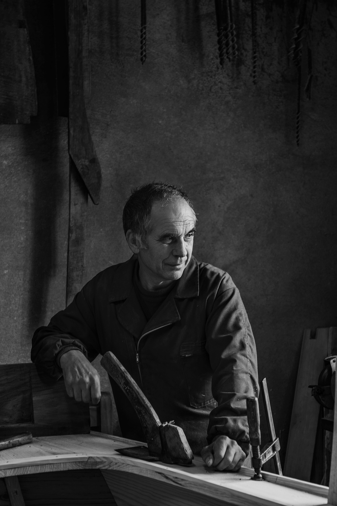1º Premio Categoría Retrato - Victor Manuel Martínez Campos