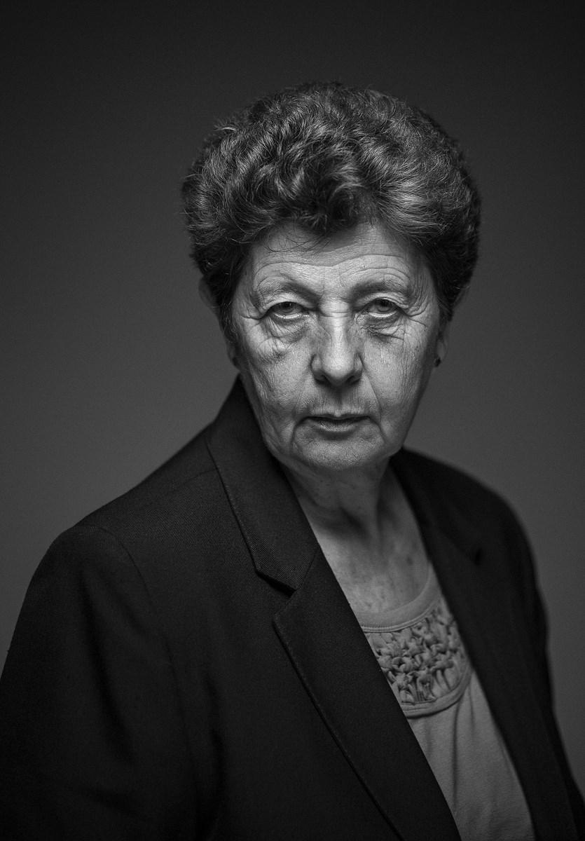 1º Premio Categoría Retrato - Apolinar Chapa Ávila